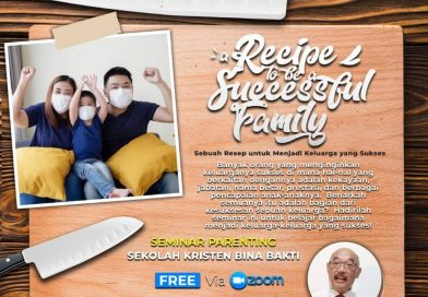 ZOOMINAR – Seminar Parenting – A Recipe To Be A Successful Family